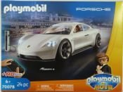 playmobil 70078 Rex Dasher's Porsche Mission E
